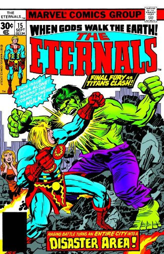 Read Online The Eternals, Book 2 pdf epub