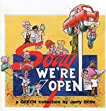 Sorry, We're Open, Jerry Bittle, 1880652196