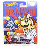 MATTEL HOTWHEELS pop culture DR.MARIO 8 CRATE DELIVERY Mattel Hot Wheels Pop Culture Dr. Mario 8 Krayt delivery [parallel import goods]