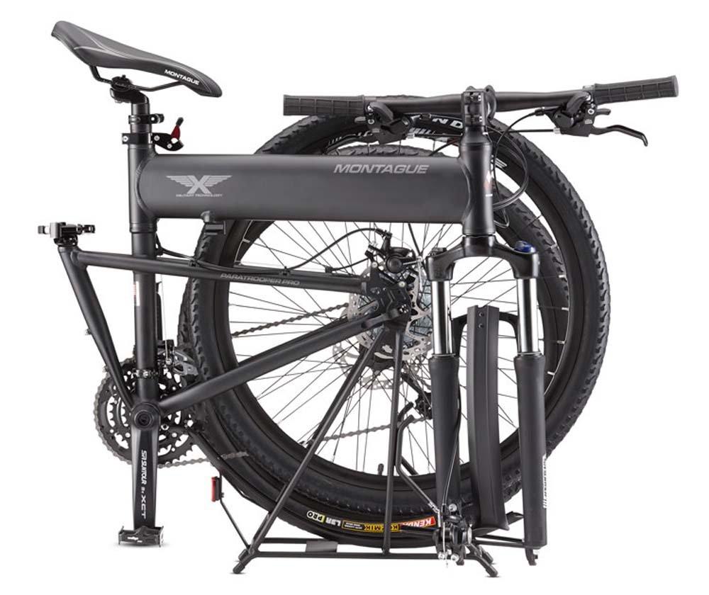 Montague Paratrooper PRO 27 Speed Folding Mountain Bike