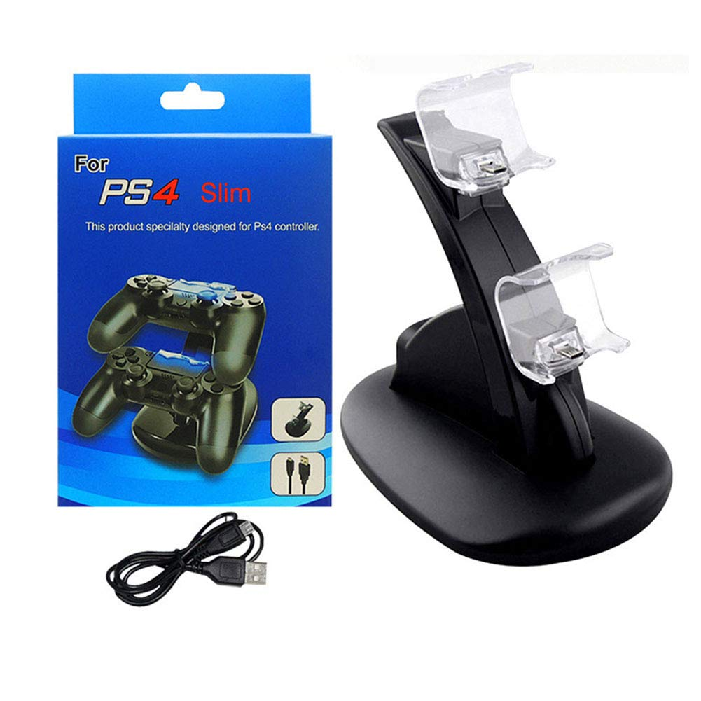 HCDMRE Cargador Controlador PS4, Playstation 4 / PS4 Pro ...