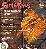 Sam's Yams Sweet Potato Dog Chewz 14oz
