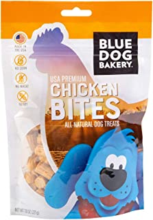 product image for Blue Dog Bakery Natural Dog Treats, Grain Free, Chicken Bites