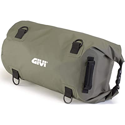 Givi EA114KG Waterproof Duffle/Seat Bag 30 Liters Khaki Green: Automotive