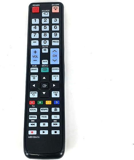 AA59 – 00441 a AA59 – Pantalla LCD LED Smart TV con control remoto y luz de fondo: Amazon.es: Electrónica