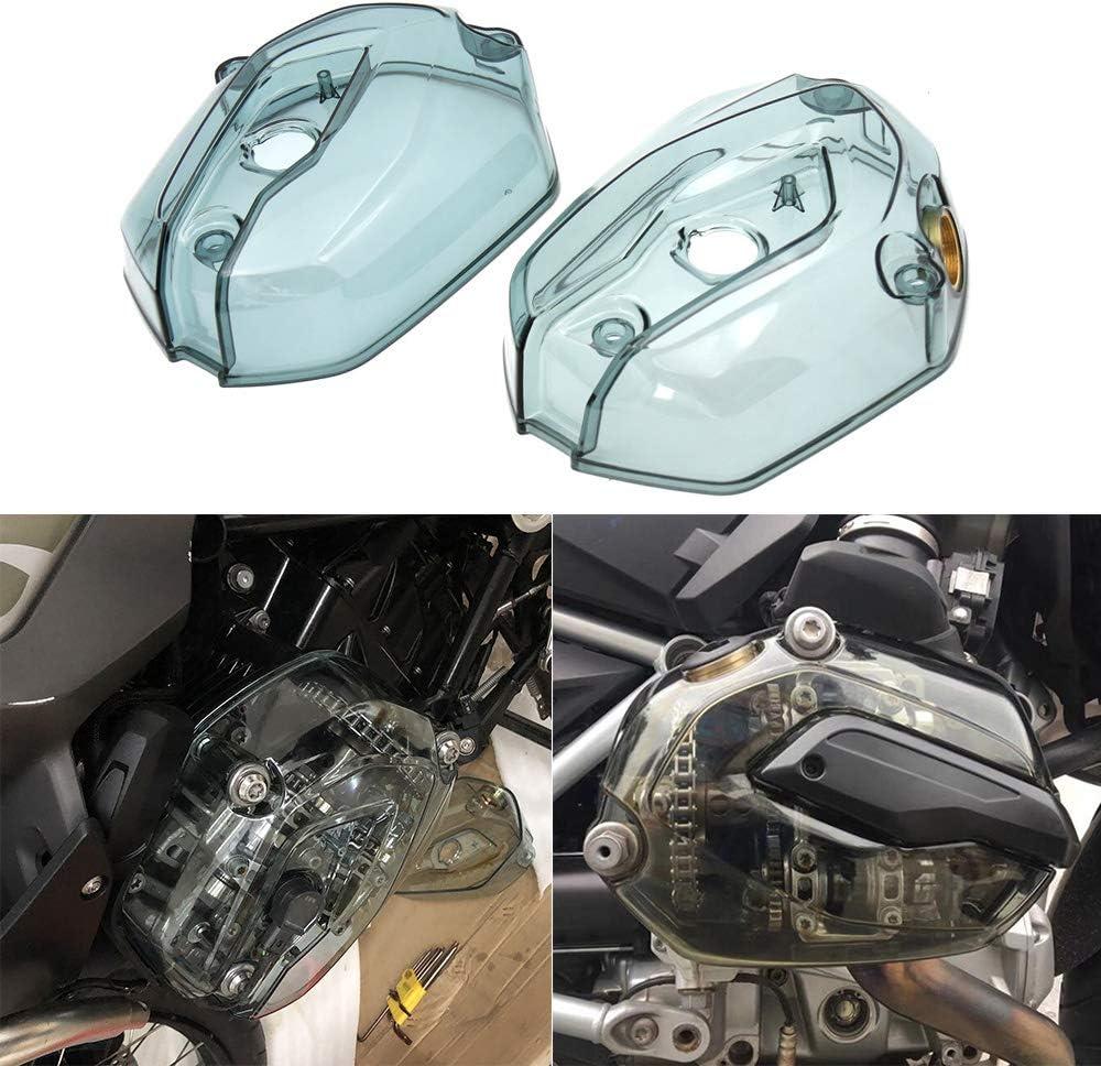 Festnight Couvercle de soupape de Culasse de Moto adapt/é pour BMW R1200GS ADV K50 K51 R1200R K53 K54 R1200RT K52 K53 Accessoires Moto