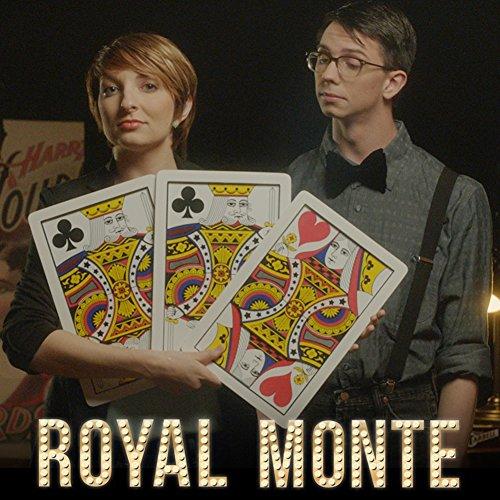 Magic Makers Royal Monte Giant 3 Card Set