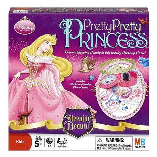 Pretty Pretty Princess Sleeping Beauty (Pretty Pretty Princess Board Game For Sale)