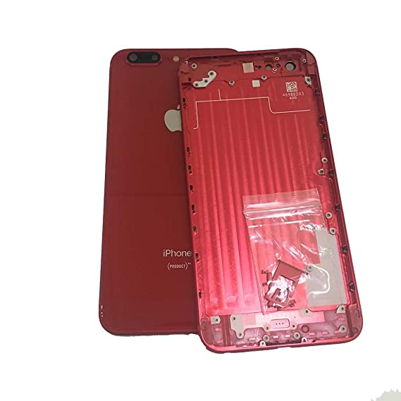 best website dc2db 07b72 Amazon.com: Rear Housing Metal Battery Door Back Glass Cover Case ...