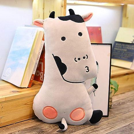 Bonita almohada de felpa suave relleno animal Play muñeca ...