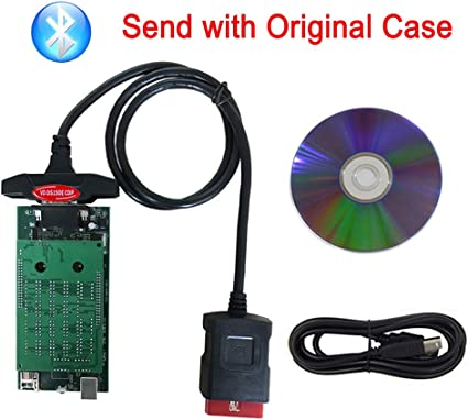 RiSheng 2019 VD TCS CDP Pro Plus 2016 r0 2015 r3 Libre Bluetooth Keygen vd ds150e cdp Pro pour Le Dialogue Automatique Delphi OBD2 Outil de Diagnostic