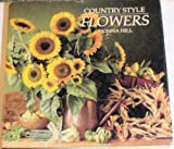Country Style Flowers, Fiona Hill and Outlet Book Company Staff, 0517103346