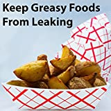 Heavy Duty, Grease Resistant 3 Lb Paper Food