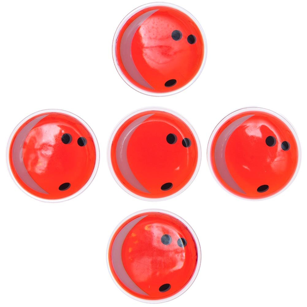 """Bowling Bubble Stickers, 1 Sheet"""