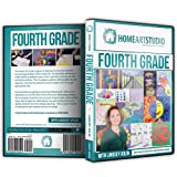Home School Art Studio Program DVD with Lindsey Volin 4th Grade