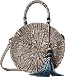 Sam Edelman Giuliana Convertible Top Handle Bag, Silver/Multi