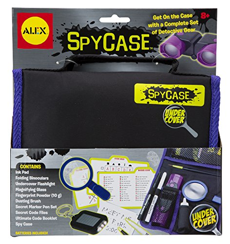 ALEX® Toys - Pretend & Play Spy Case 409