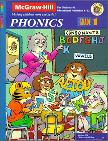 Spectrum Phonics, Grade 1 (McGraw-Hill Learning Materials Spectrum) by Mercer Mayer (2000-02-15)