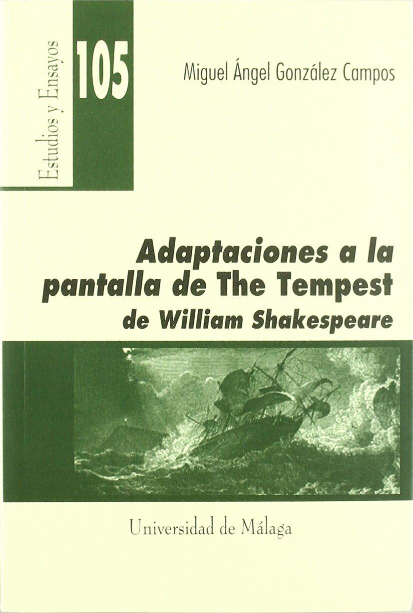 Adaptaciones a la pantalla de The Tempest de Willian Shakespeare PDF
