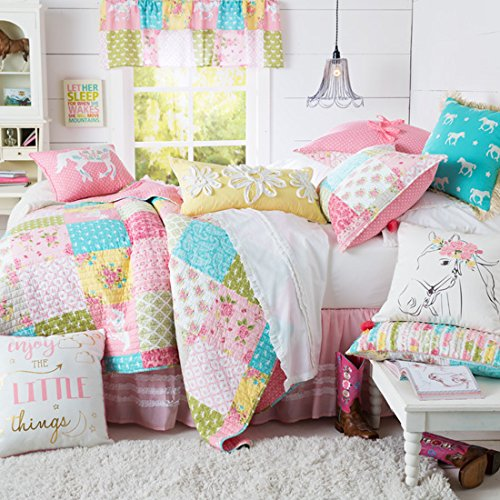 Rod's Southern Belle Pony Quilt, Twin