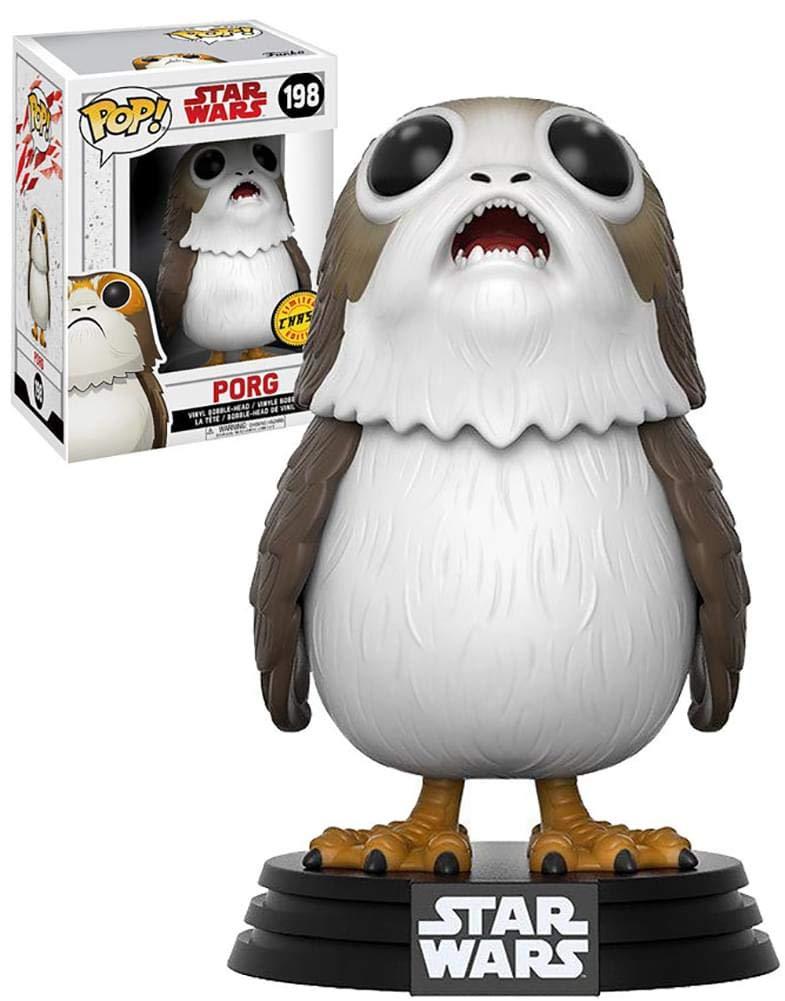 Funko Pop! Guerra de las Galaxias El Último Jedi-  Porg Chase