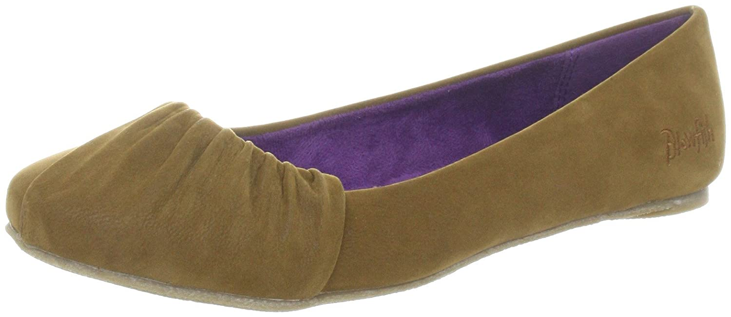 Blowfish Damen Gian Ballerinas, Beige (Natur), 36 EU