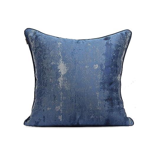 Sherwy Royal Blue Pillow Bay Window Cojín Diseño Creativo ...