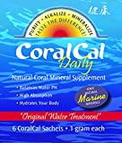 CoralCal Daily Calcium Sachets Kosher Certified (30 Foil Packs Per Set 180 Sachets Total)