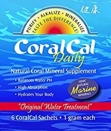 CoralCal Daily Sachets (30 satchets - 5 Foil Packs with 6 sachets in ea) 1 month supply