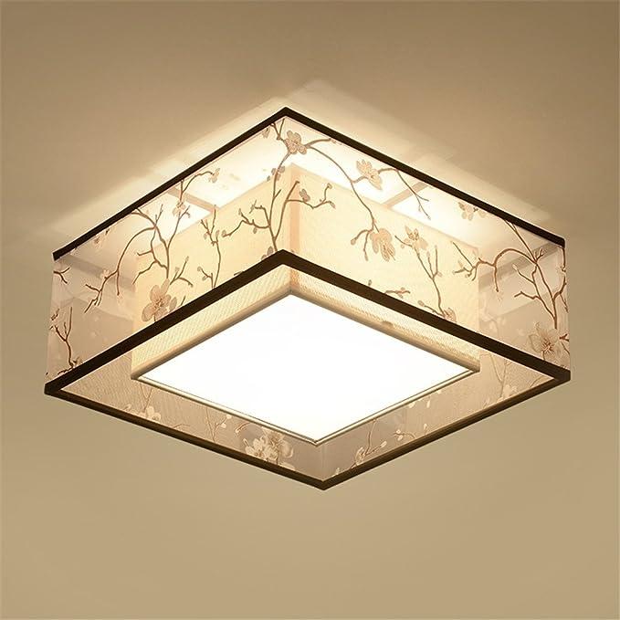 BRIGHTLLT Lámpara de techo nuevo chino personalidad creativa ...