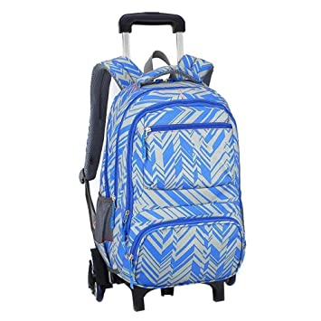 50a87f4c4d38 RMXMY Trolley Bag Large Capacity high School Students Junior high ...