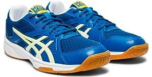 Amazon.com | ASICS Womens Upcourt 3 Volleyball Shoes, Black ...
