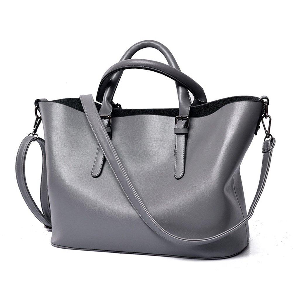 Ladies Women Leather Shoulder Bag Tote Purse Handbag Messenger Crossbody Satchel