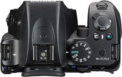 Pentax K-70 18-55mm lens kit black product image 4