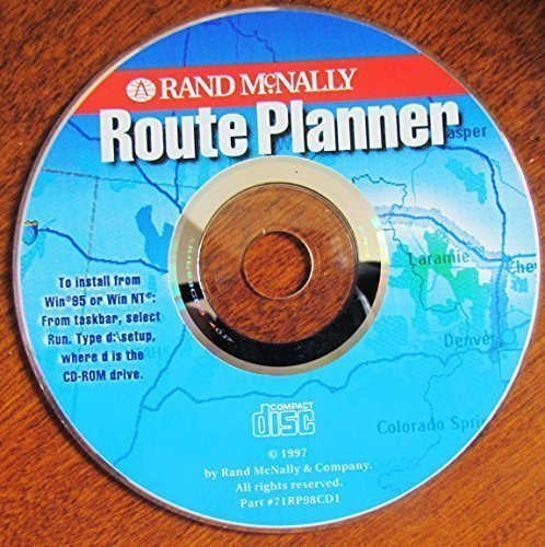 Rand Mcnally Route Planner