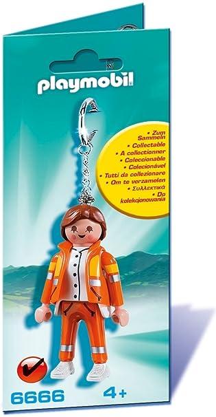 Playmobil - Llavero Princesa (66180)