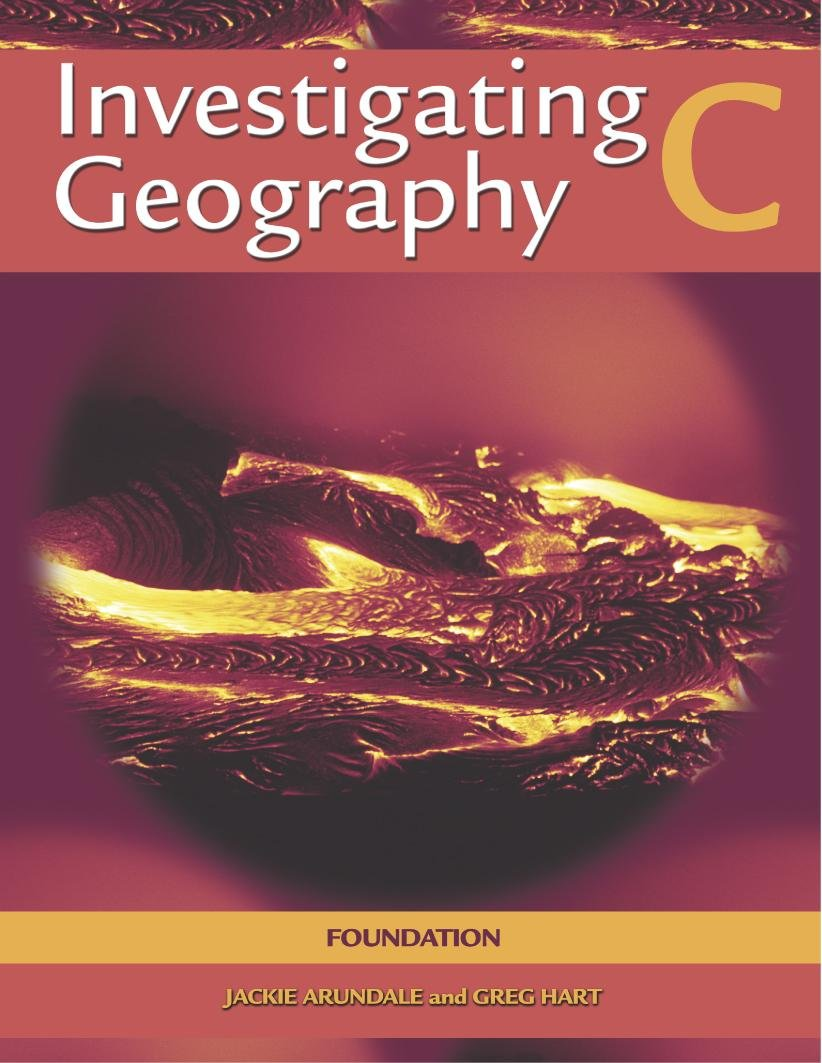 Read Online Investigating Geography: Foundation Edition Bk. C pdf