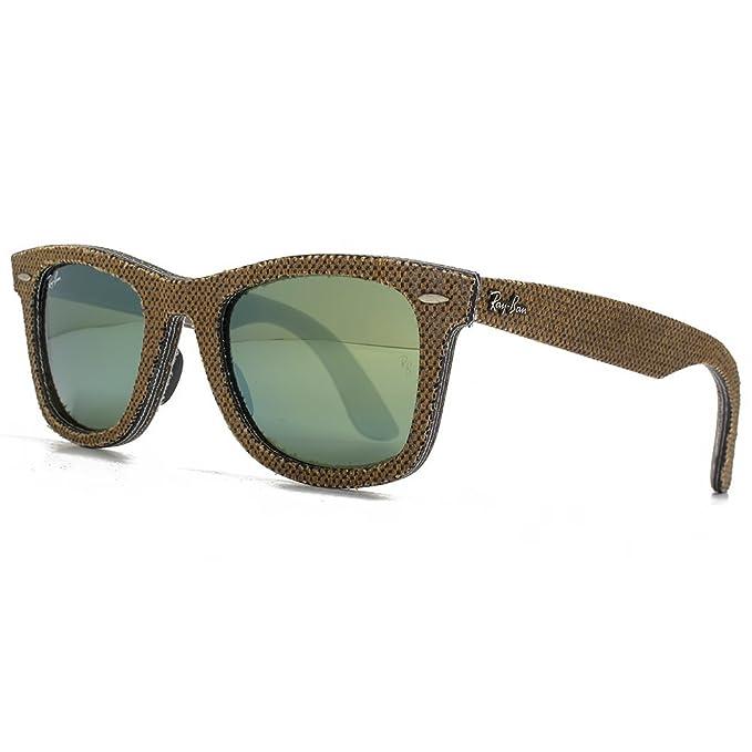 Ray-Ban Originales gafas de sol Wayfarer en Osaka marrón ...