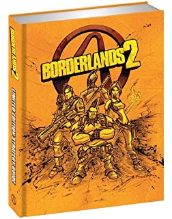 Borderlands 2 limited edition strategy guide.