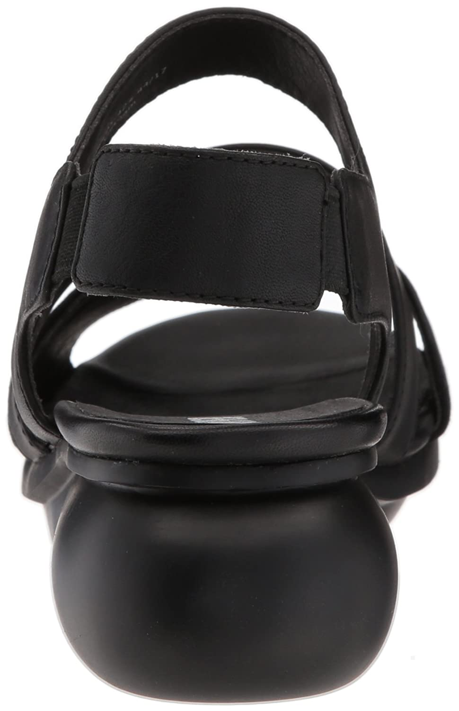 Camper Women's Balloon K200611 Wedge Sandal B0746WKV5D 42 M EU (12 US)|Black