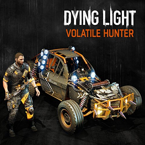Dying Light: Dying Light Volatile Hunter Bundle - PS4 [Digital Code] (Light Dying Download Ps4 Digital)