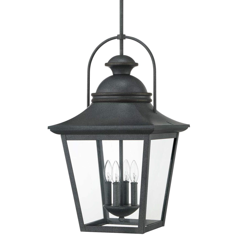 Miseno MLEL4900IRAS Vernon 15'' Wide 4 Light Outdoor Pendant