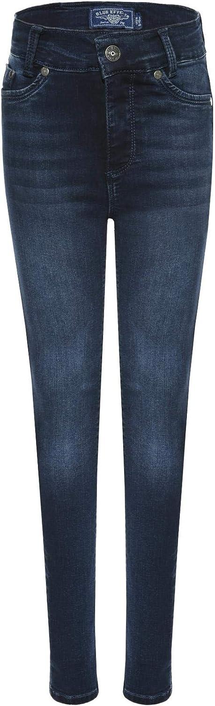 Blue Effect M/ädchen Jeans Super-Slim ultrastretch Jeans