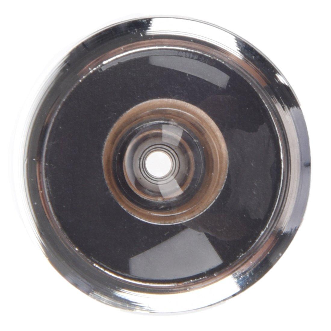 REFURBISHHOUSE Espectador Mirilla de Puerta 14mm 180 Grados Gran Angular