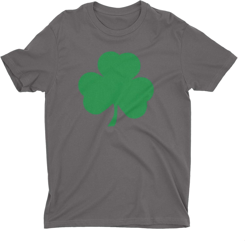 B07PFFWVBH NYC FACTORY USA Screen Printed Green Irish Shamrock T-Shirt St Patricks Day Mens Ireland Tee Shirt 61mbjO1f1rL