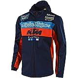 Troy Lee Designs Official KTM Licensed Zip Up Pit Jacket