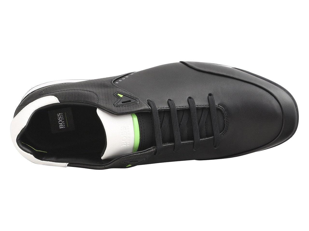 Hugo Boss Mens Saturn Trainers Sneakers Shoes
