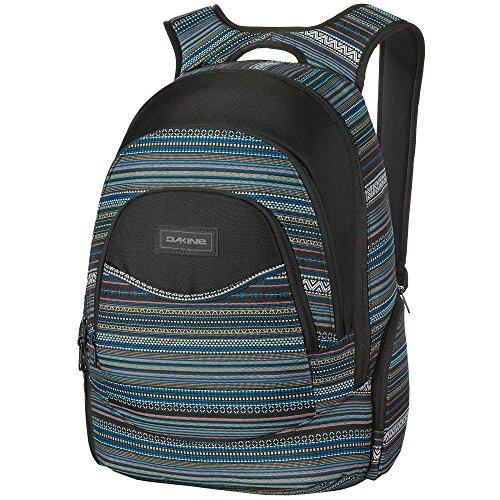 Pocket Zippered Chest (Dakine – Prom 25L Woman's Backpack – Padded Laptop Storage – Insulated Cooler Pocket – Durable Construction – 18