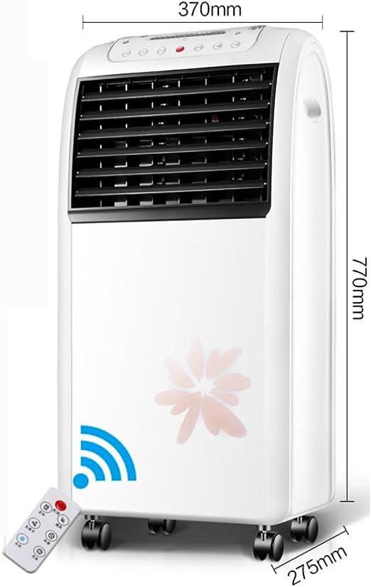 Compacto portable Ventilador del acondicionador de aire,Frío y ...