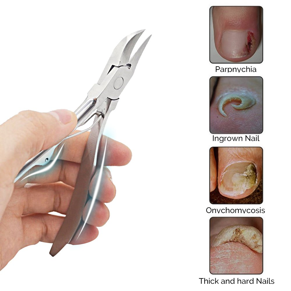 Amazon.com: Ingrown Toenail Tools, KNGUVTH Professional Grade ...